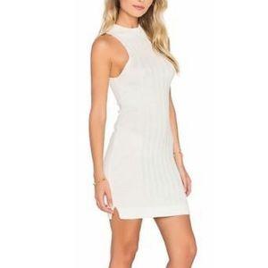 Minkpink high neck body in dress